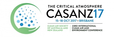 CASANZ 2017 International Clean Air Conference