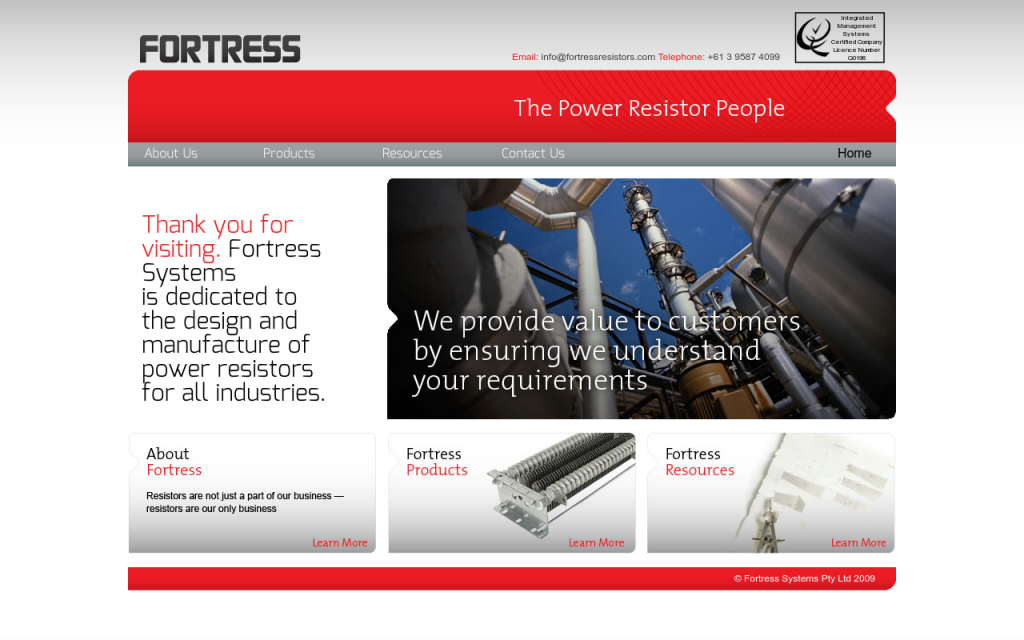Fortress Systems