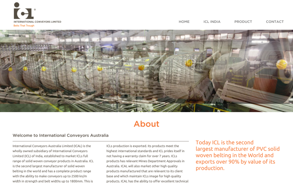 International Conveyors Australia