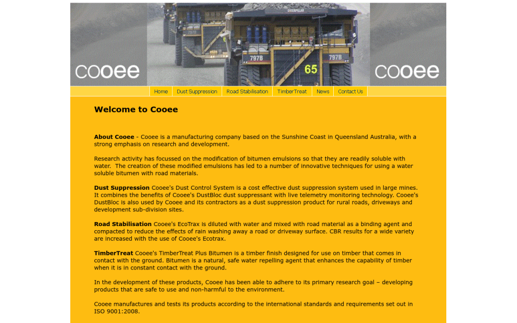 Cooee Products