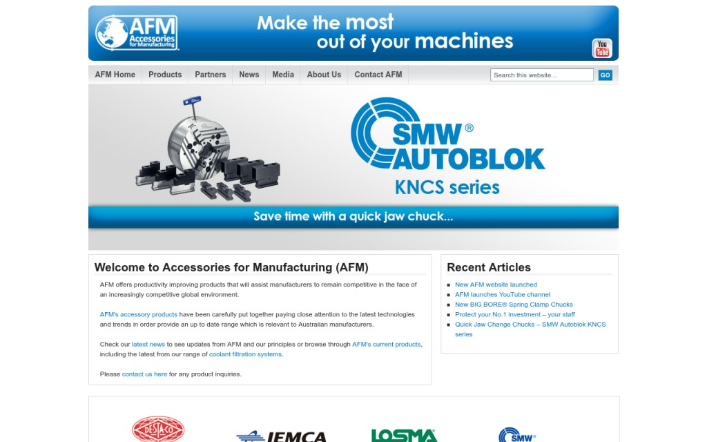 Accessories for Manufacturing